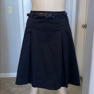 Apt 9 black knee length skirt